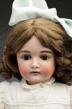 Splendid Kestner Child Doll. : Lot 181