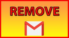 How to remove a Gmail account from Android - Tutorial