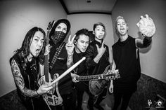 coldrain- a band from Japan