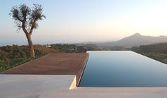 Andalucian Villa by McLean Quinlan Architects #House