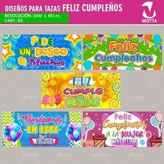 Mug Template, Templates, Birthday Mug, Happy Birthday, Powerpoint Word, Mug Designs, Pop Tarts, Paper Crafts, Mugs