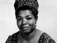 Maya Angelou's Bio...what a story