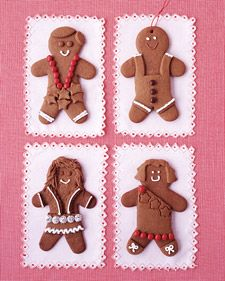 An easy, step-by-step guide to baking and decorating gingerbread kid cookies.