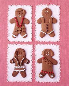 Gingerbread Kids - Martha Stewart Recipes