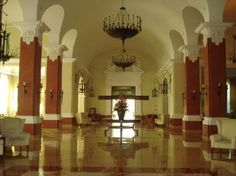 Valentin Imperial Maya: Hotel Lobby