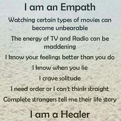 "Ok I'm not some hokey pokey ""healer"" or an ""empath"" but I HAVE empathy and I relate to this so much. Highly Sensitive Person, Sensitive People, Infp, Empath Abilities, Psychic Abilities, Intuitive Empath, Empath Traits, Infj Personality, After Life"