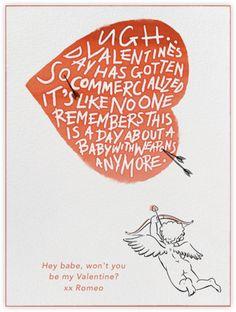 Stupid Cupid - Paperless Post
