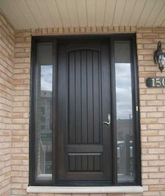 front doors with side lights - Google Search