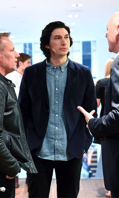 Adam Driver at the Breitling event in New York, Boy Celebrities, Celebs, Star Wars Cast, Kylo Ren Adam Driver, Celebrity Crush, Celebrity Kids, Celebrity Outfits, Celebrity Hairstyles, Famous Men