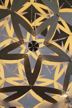 Manuka Lighting by David Trubridge