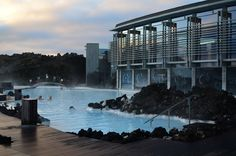 5 Best Things to Do in Iceland in the Winter #3 Swim in the Blue Lagoon. The Blue Lagoon, located in a lava field, is a geothermal heated lagoon that is mineral rich with silica and sulphur and is indeed BLUE! It's basically a giant mineral rich, blue watered, hot tub. The relaxing blue lagoon is a place you won't want to miss. Click to read the rest!