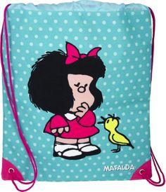 Mafalda, bolsa saco