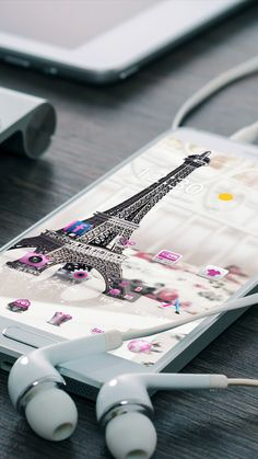 Paris Eiffel, the symbol of love. Great architectural monument in the name of love. Love Symbols, Live Wallpapers, Simple Designs, Paris, Diy, Decor, Bricolage, Simple Drawings