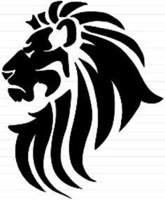php × - Tattoo Ideas Tribal Lion Tattoo, Lion Head Tattoos, Leo Tattoos, Tribal Art, Body Art Tattoos, Tribal Drawings, Tattoos Skull, Star Tattoos, Stencil Designs