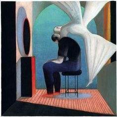 Lorenzo Mattotti, from The Raven by Mattotti (illus) and Lou Reed (text), 2009