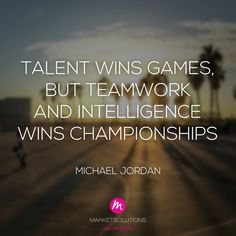 #Mindset #Teamwork #ZZP #Ondernemen  http://www.marketsolutions.nl/ - Inspired by You!