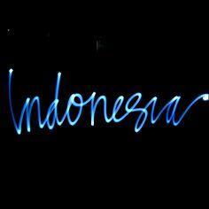 Indonesia Light Grafiti