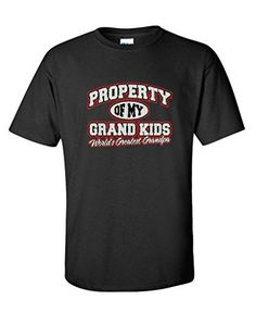 Property of My Grandkids - Fathers Day Gift for Dad