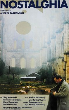 Andrei Tarkovski - Nostalghia (1983) - Domenico - YouTube