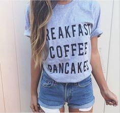 T-shirt: tumblr, tshirt., cute, tumblr outfit, tumblr girl ...