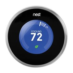 Nest Learning Thermostat 2nd Generation | @giftryapp