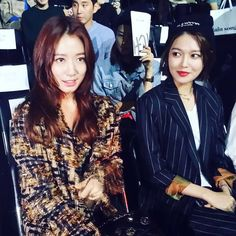 51020 HSFW 2016SS - Sooyoung and Park Shinhye