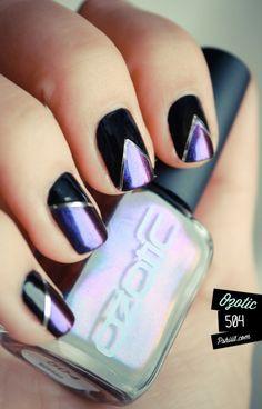 fushia purple duochrome