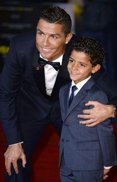 Ronaldo fait son cinéma