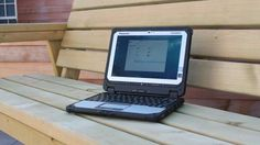 Hands-on review: Panasonic ToughBook CF-20