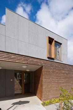 Passief huis in Blanden - alle projecten - projecten - de Architect#foto#foto