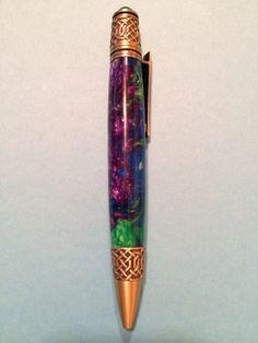 Celtic pen