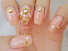 Image via We Heart It https://weheartit.com/entry/138303113 #nailart #nails #naildesign #dottingnail