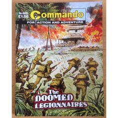 Commando Comic Picture Library #4528 War Action Adventure