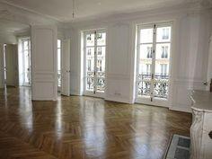 Paris 8ème Rome Cinq Pièces 147,15m2 en très bon état. Loyer mensuel: 3590€cc #Immobilier #Realestate #Paris #Location #Appartement