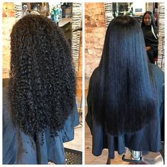 Co-Washing – 4 steps to Ultra Moisturised Relaxed Hair [Video – Straight Hair Pelo Natural, Long Natural Hair, Natural Hair Growth, Natural Curls, Long Relaxed Hair, Short Hair Wigs, Human Hair Wigs, Wig Hairstyles, Straight Hairstyles