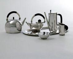 Bauhaus Klassiker: Teeservice von Marianne Brandt
