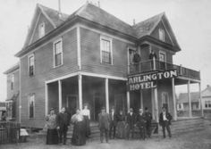 The Arlington Hotel was on the 200 block of Main Street in the first two decades of the century Arlington Hotel, Arlington Texas, Main Street, Street View, Fort Worth Texas, Texas History, Texas Homes, Interesting History, Hotels Near