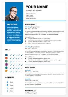 Bayview-PowerPoint-Resume-screenshot