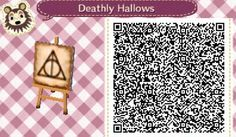 Yes, the deathly hallows is my flag
