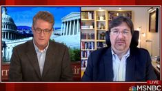 """MSNBC host Joe Scarborough and anti-Trump critic Tom Nichols said they found it """"mystifying"""" that working class men in America found President Donald Trump admirable.They were discussing an article by Nichols in The Atlantic entitled, """"Donald Trump, the Most Unmanly President"""" on """"Morning Joe"""" on Mon Joe Scarborough, Morning Joe, Working Class, Critic, Daily News, Donald Trump, Presidents, America, Men"""