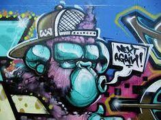 graffiti gorilla - Google Search