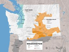 These wines include Grenache, Syrah, Tempranillo and Sangiovese!  Here's what you might not know about Washington wines.