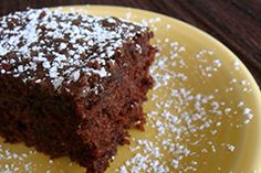 Have your cake and eat it too… while getting brain benefits from flavanol-rich chocolate, coffee, and a hint of cinnamon. Brain Healthy Foods, Healthy Recipes, Espresso Brownies, Brownie Cake, Dessert Recipes, Desserts, Cinnamon, Good Food, Low Carb