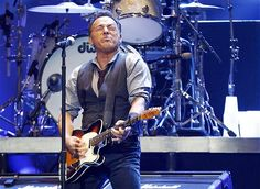 Bruce Springsteen named Grammy's 2013 Person of the Year #music