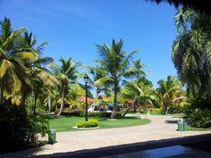 ...desde el lobby  Princess Hotel - Punta Cana