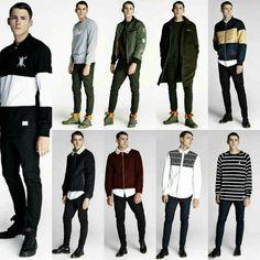 CHECK hot new #menswear looks @DailyPaper 2015 Fall/Winter Lookbook  #dailypaper #dutchstreetwear #streetwear #streetluxe #dandy #bespoke #mensfashiontrends #dandystyle #dapper #mensfashionnetwork #mensfashiontrends #gq #complex #hypebeast