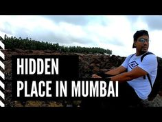Found a Hidden Place To Visit In Mumbai Hidden Places, In Mumbai, Beach Fun, Travel Guide, Things To Do, Places To Visit, Around The Worlds, India, Youtube