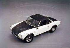 1972 Fiat 124 Abarth   Credit: Centro Storico Fiat