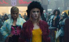Mariette from Blade Runner 2049 - Mackenzie Davies II