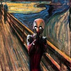 Deadpool - The Scream